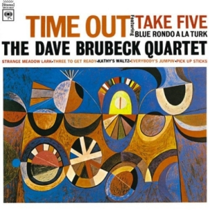 Time Out, Dave Brubeck Quartet, Columbia Records, 1959, S. Neil Fujita
